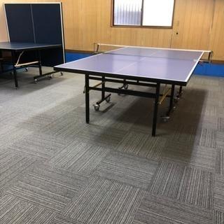 卓球練習場(足立区)