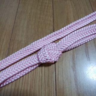 帯締め (平組) 正絹  🌟未使用品🌟