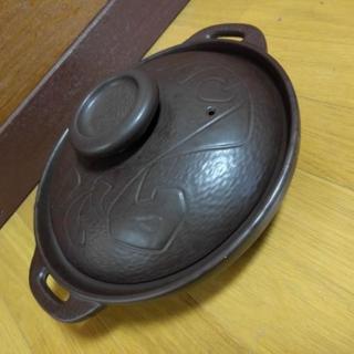 (決まりました)焼き芋鍋(?)