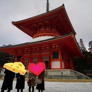 桜の名所や関西の観光地へ日帰り旅行🚶地方出身であつまっているサー...