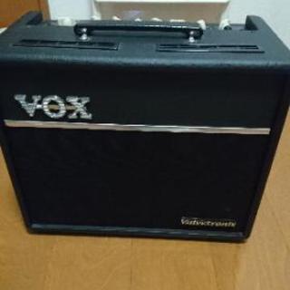 VOX 真空管アンプ VT20 マルチエフェクター機能付き