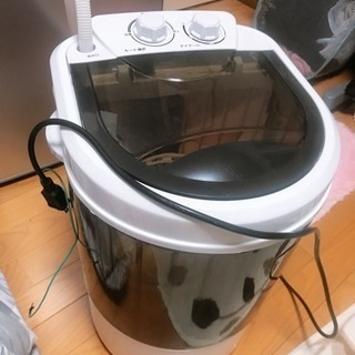 SANKO SWAMAFPU 小型洗濯機 ミニ洗濯機 一層式 洗...