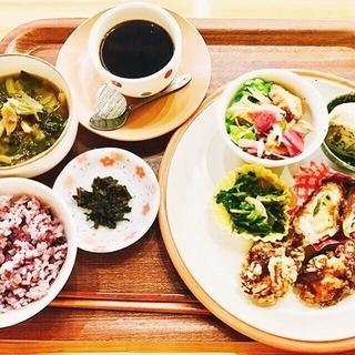 伊賀米.地野菜で手作りランチ(6月末まで🉐)