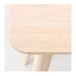 Ikeaダイニングテーブルセット 椅子4脚 - 小平市