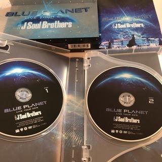 三代目DVD BLUE PLANET