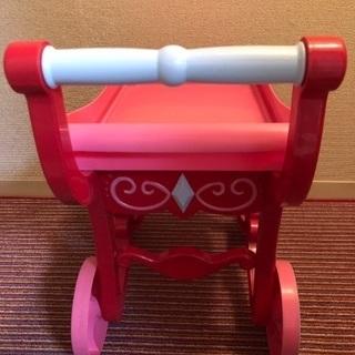 ディズニー 白雪姫 カート ワゴン - おもちゃ