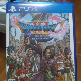 PS4 ドラクエ11