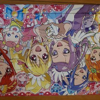 プリキュア☆簡単30ピース☆パズル¥100