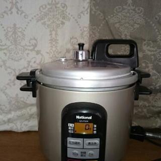 National(Panasonic) 電気圧力鍋