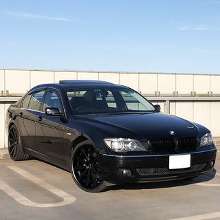 【更に値下げ!激安出品!!】 ワイルド&ラグジュアリー BMW740i☆