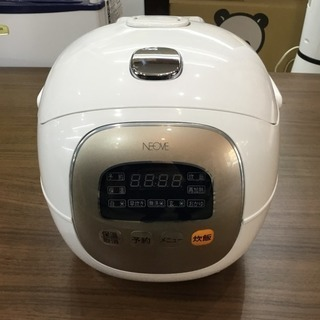 #2309 2017年製 NEOVE 炊飯器 3.5合 NRM-...