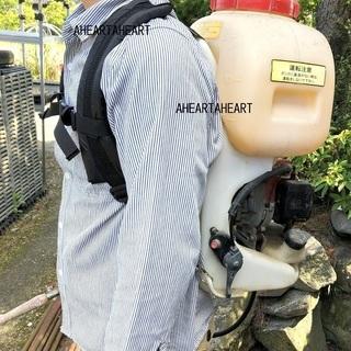 汎用 背負い機械用ベルト 噴霧器などの交換用ベルト 交換バンド+チェストベルトセット - 生活雑貨