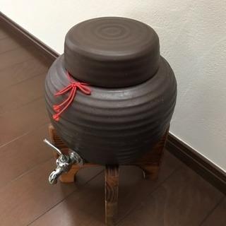 焼酎サーバー【値下げ】