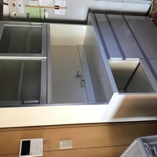 ★ 食器棚 120cm幅 超美品
