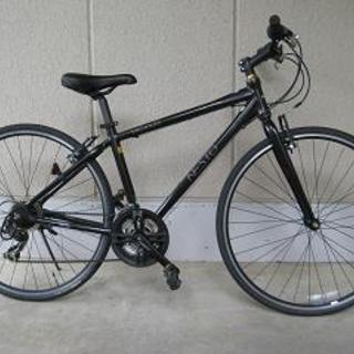 〔中古〕クロスバイク(バカンゼ・NESTO)700-28C・シマ...