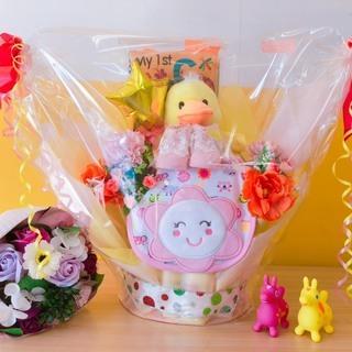 赤ちゃんのプレゼントにおむつケーキはいかがですか?