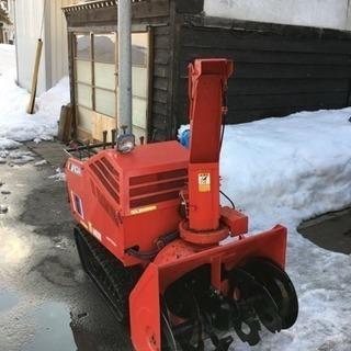 超美品 メンテナンス済 Fujii フジイ 除雪機 FSR7510...