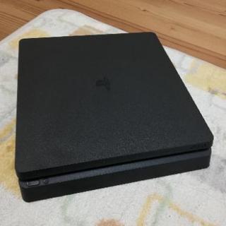 ★PS4 500GB ブラック一式