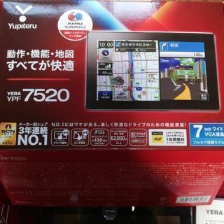 ユピテル カーナビ YPF7520