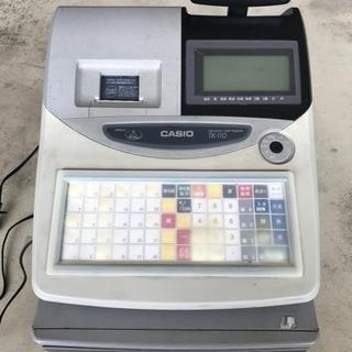 カシオ CASIO レジ TK-110