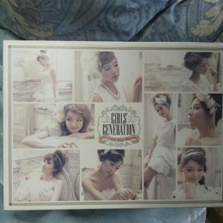 少女時代 日本ファーストアルバム CD+DVD 初回限定版