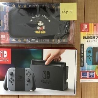 Nintendo Switch 新品未使用 おまけ付き 任…