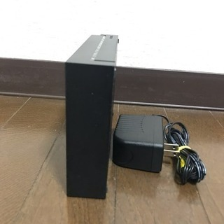 大容量ハードディスク 3TB 極美品! テレビ録画、データ保存に!