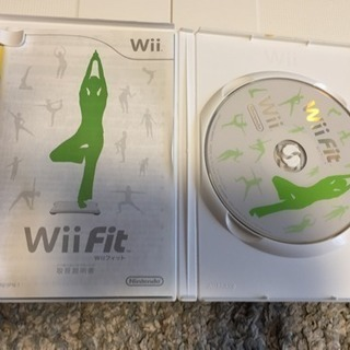 ☆Wii fit ソフト& バランスボード☆