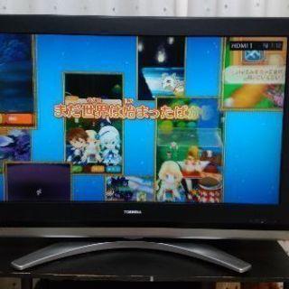42型テレビ東芝REGZA(2007年製)