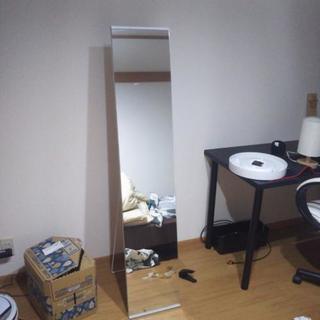 鏡 160cmくらい?