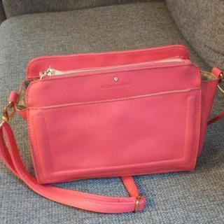 ショルダーバッグ 美品 ピンク