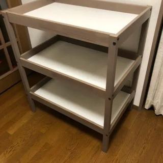 【取引中・3点セット】IKEA SNIGLAR  おむつ替え台、...