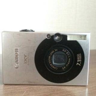 【値下げ】CANON デジタルカメラ SDカード付