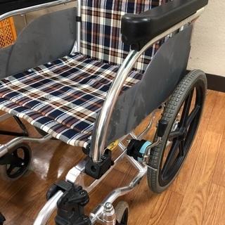 車椅子 折りたたみ式 使用感少なめです!