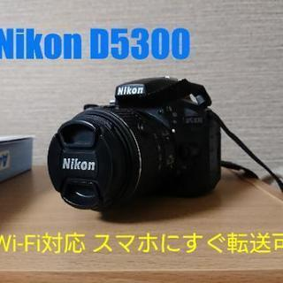 Nikon ニコン D5300 デジタル一眼レフカメラ