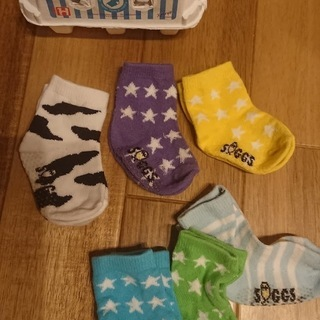 ベビーソックス 新生児用靴下