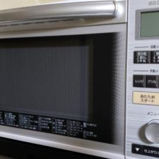 【3月23日以降引き取りのみ】アイリスオーヤマ スチームオーブンレンジ
