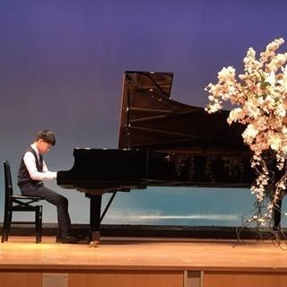 堺市中区、富田林市のピアノ教室です