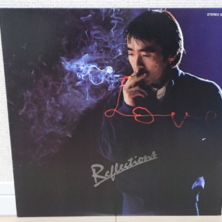 寺尾聡 / Reflections LP HANABA EXPR...