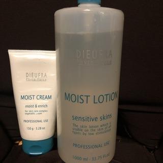 デュフラ 化粧水と乳液