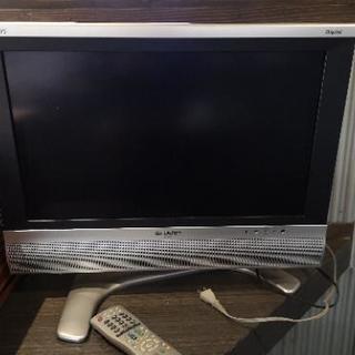 SHARP 液晶テレビ 22インチ
