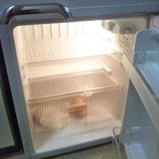 小型冷蔵庫を譲ります