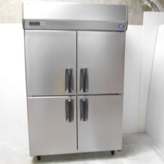 パナソニック 4面冷凍冷蔵庫 SRR-K1261CS『美品中古』...