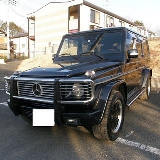 H17 G55AMGロング V8コンプレッサー 4WD 車検32...
