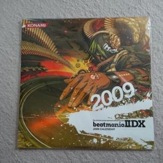 【値下げ】beatmaniaIIDX 2009年カレンダー