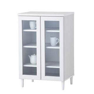 美品✩キャビネット 食器棚 カインズ✩