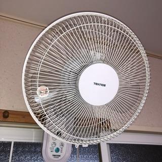 (受付一旦停止)壁掛け扇風機