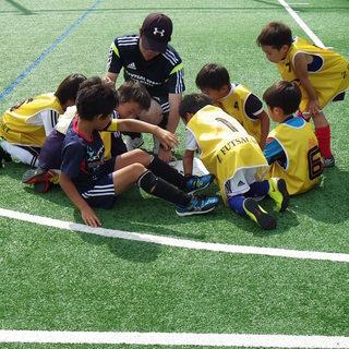ジュニアサッカースクール無料体験会開催!