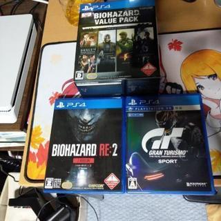 PS4 1TB ソフト付き