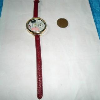 JAXIS記載おもしろ腕時計動作品
